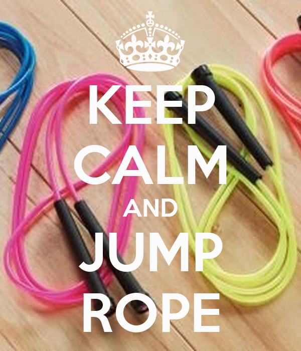 how to keep rope on ground