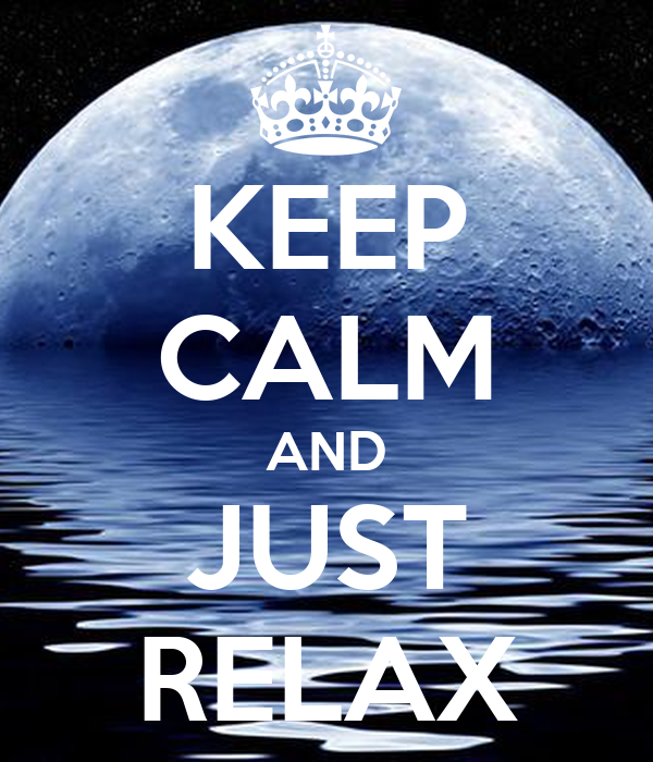 how to become relaxed and calm