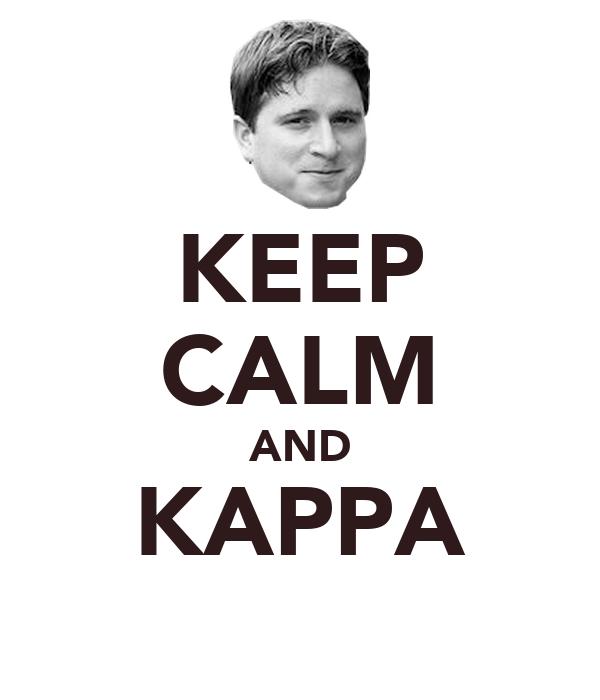Kappa   Know Your Meme