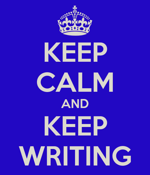 DO NOT DISTURB IN WRITING CAVE Poster   Jennifer   Keep Calm-o-Matic