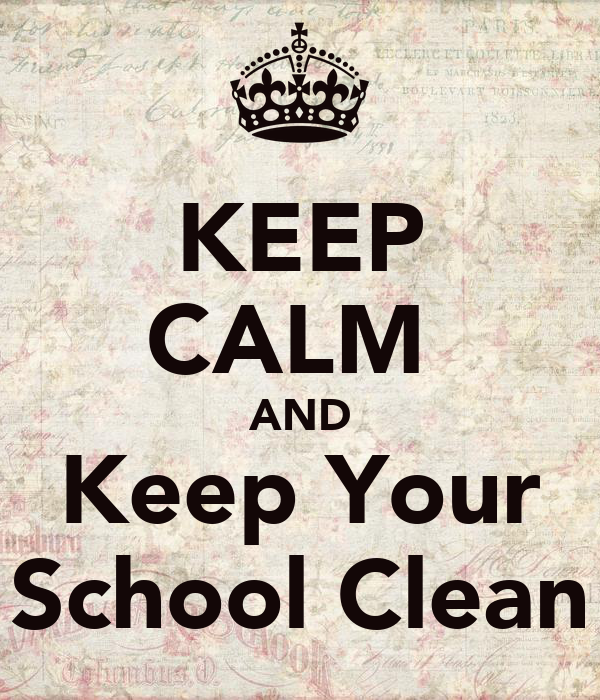 how to keep your school campus clean How to keep the school campus clean keeping the school campus neat and clean is very important for all the students because a school is a place to study and learn if the physical environment is not an attractive one, then studying and learning become less pleasant and the concentration of the students will be hampered.