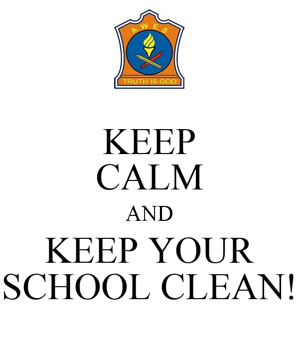 how to keep school compound clean Some ways each person (not just custodians) can keep the school clean are: everyone can use trash cans for their trash instead of throwing it on the.
