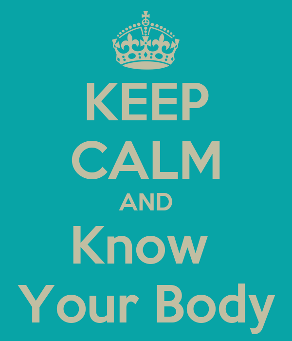 Ovarian Cancer know your body