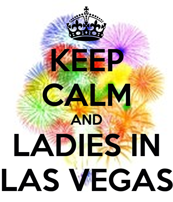 las vegas keep calm