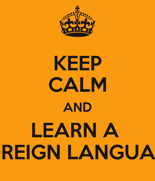 living in a foreign country language Here are seven countries that speak english at higher rates to speak a second language is stopping you from living need to learn a foreign language.