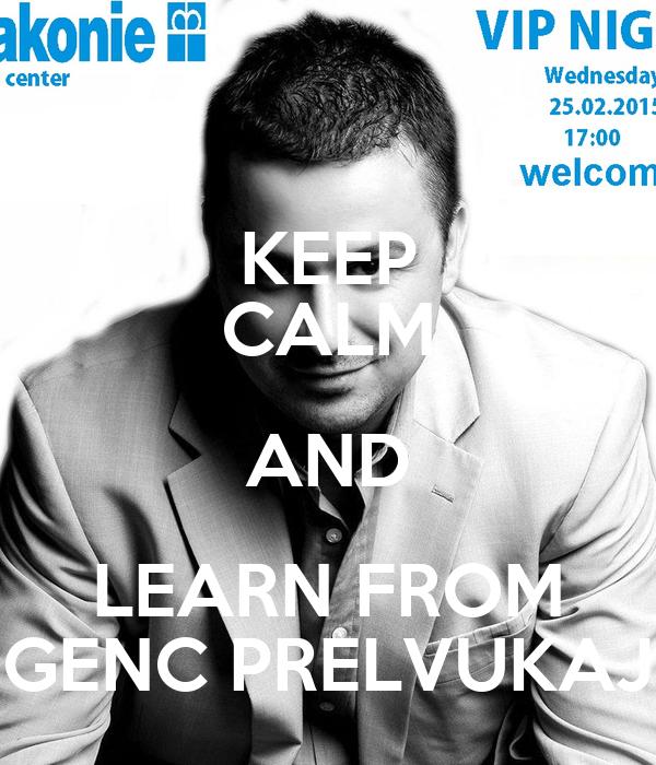 Genc Prelvukaj Wallpapers