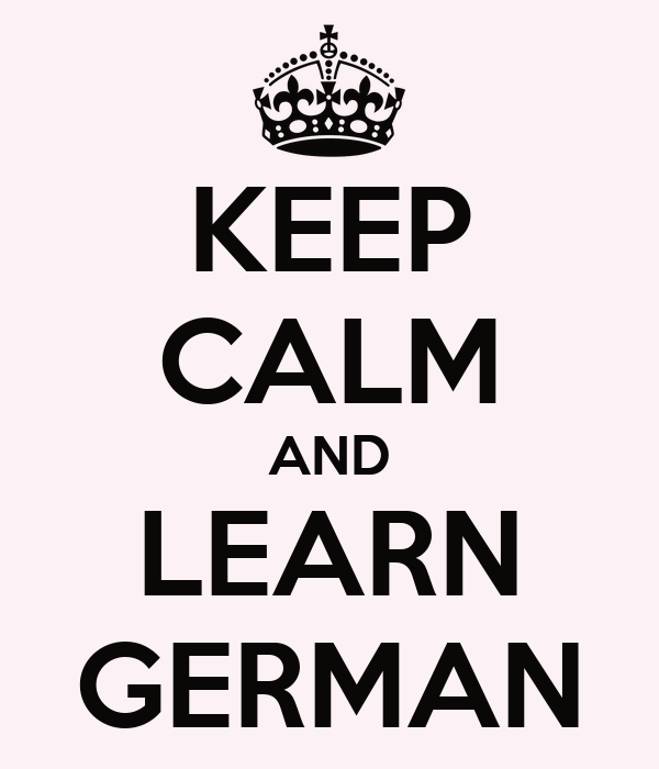 how to learn german fastly
