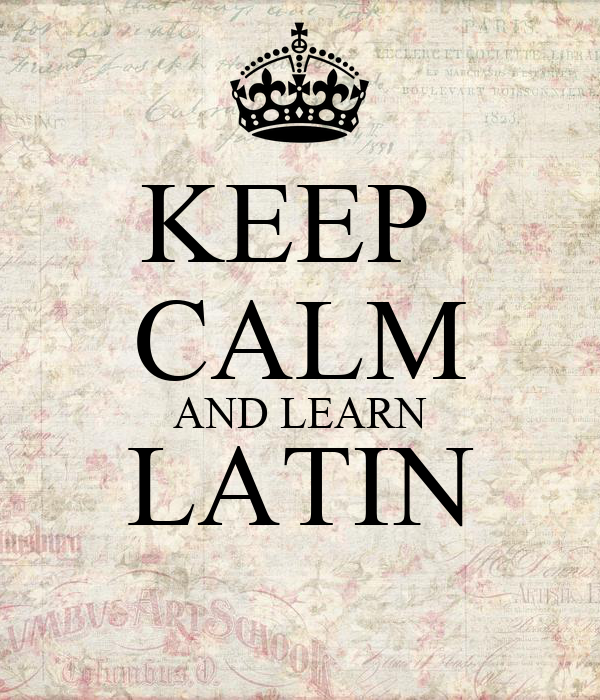 how to learn latin pdf