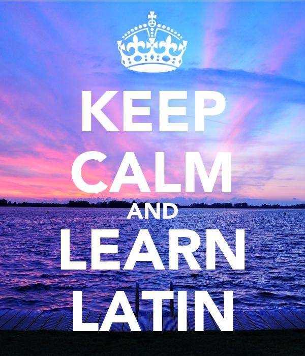 Learn In Latin 106