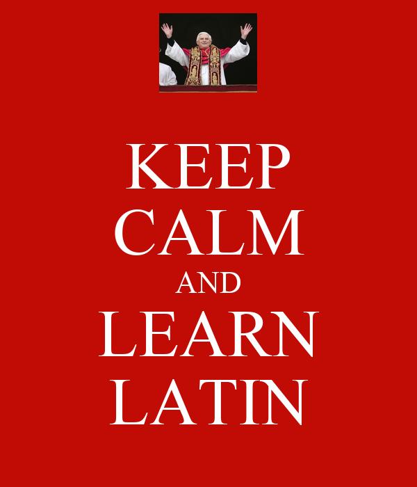 Learn In Latin 79