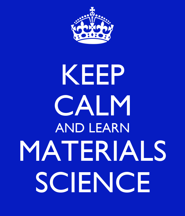 Materials Science and Engineering | MIT OpenCourseWare ...