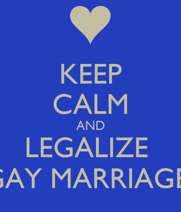 Help Legalize Gay Marriage 23