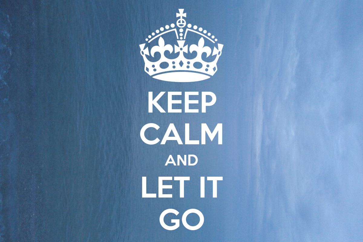 keep calm and let it go poster sammy keep calmomatic