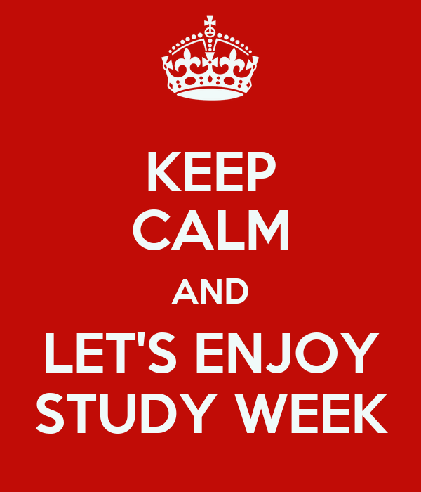 STUDY WEEK, leamustafa.com, um,