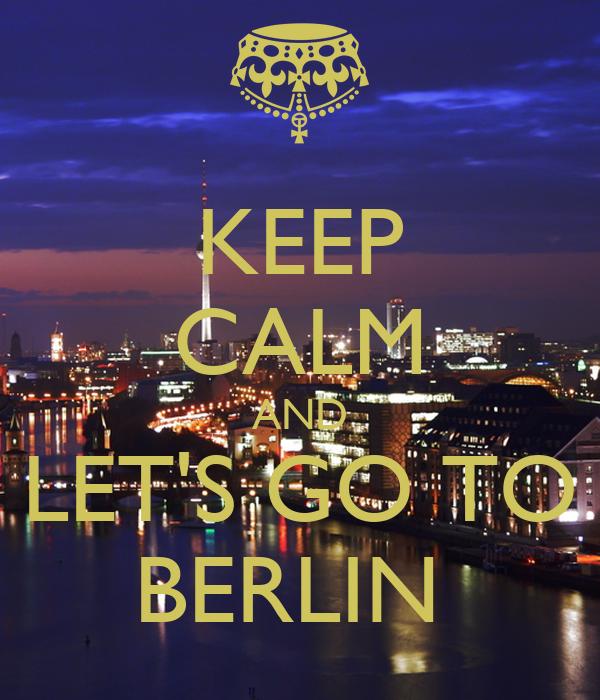 Where To Go Berlin
