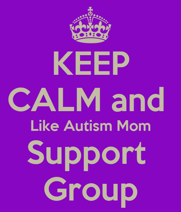 Support group for autism