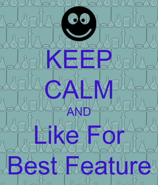 Like For A Best Feature