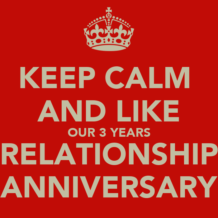 Definition of anniversary in a relationship