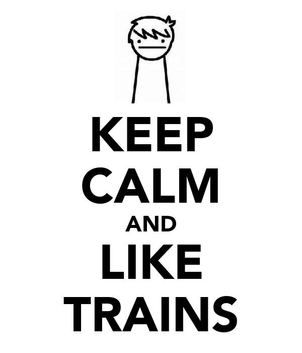 like trains by harrisonb32 - photo #16
