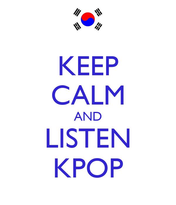 keep calm kpop ile ilgili görsel sonucu
