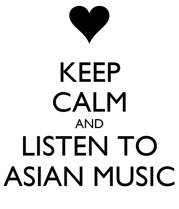 Listen to asian music