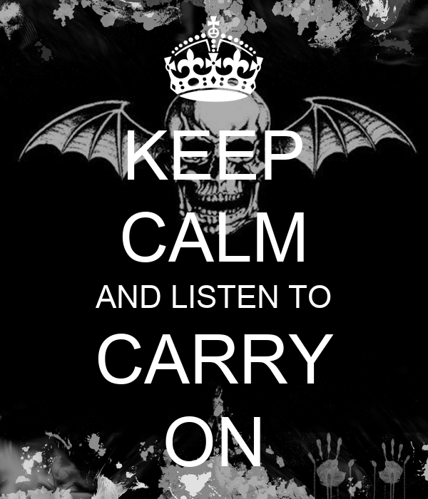 Avenged Sevenfold Carr...