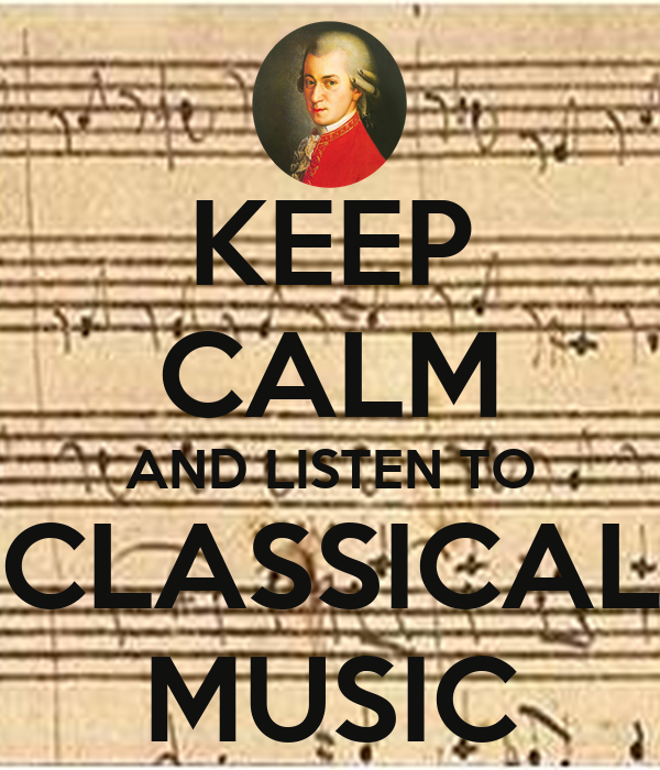 listening log of classical music Listening to music can lower blood pressure, induce relaxation, reduce anxiety and even increase your libido some have asserted that music, particularly classical music, can boost cognitive function.