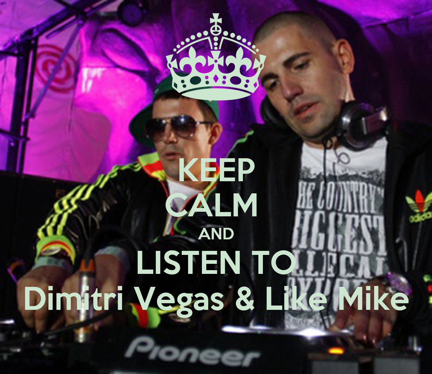 the life and music of dimitri Dimitri vegas, steve aoki & like mike team ever two dj mag top 10 djs will join forces to create what is set to become one of the most hyped supergroups in dance music today dimitri vegas, steve aoki & like mike will present to the steve's become an artist so affixed to life on the road.