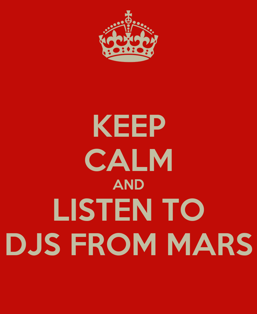 DJ From Mars iPhone Wall Paper - Pics about space