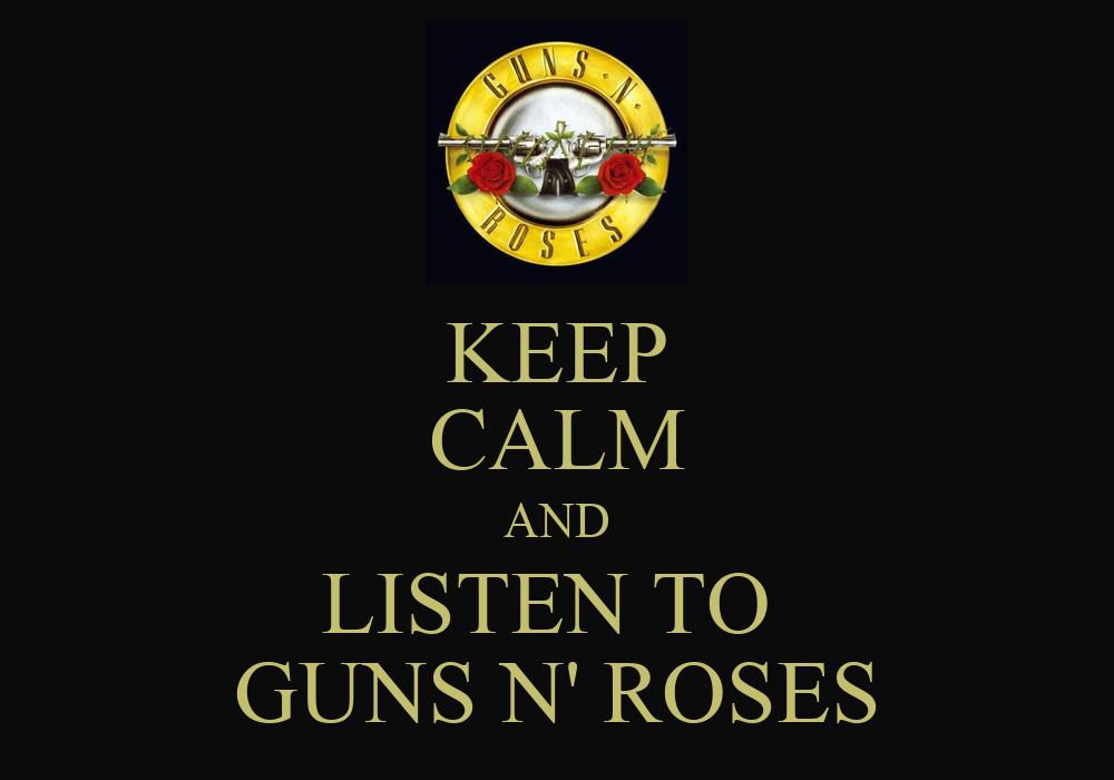 guns n roses tank top