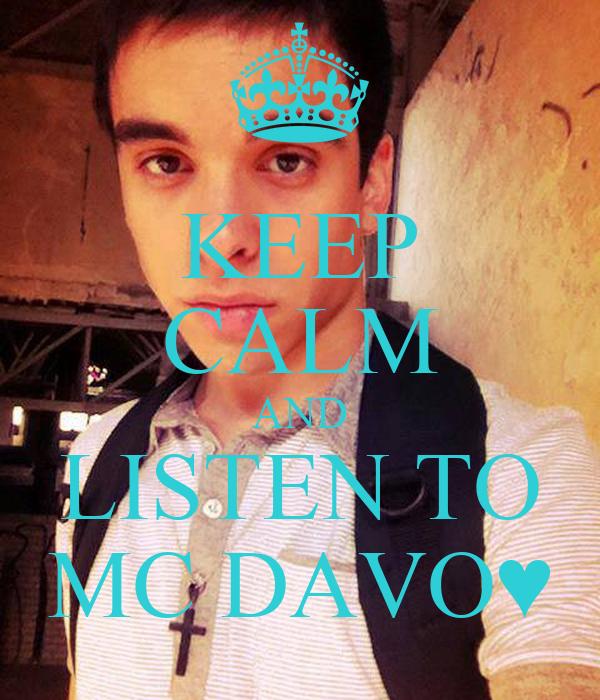 MC DAVO: Biografía Mc Davo
