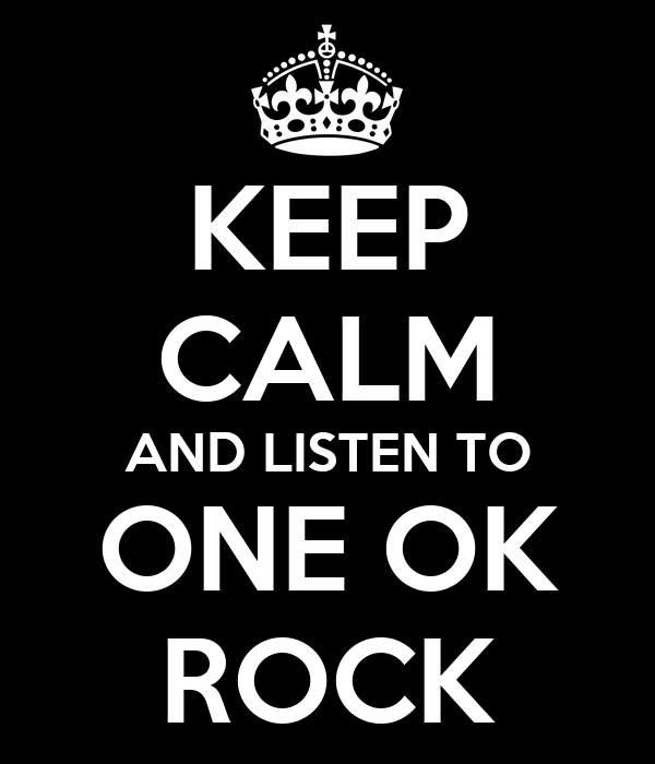 One ok Rock Logo Png And Listen to One ok Rock