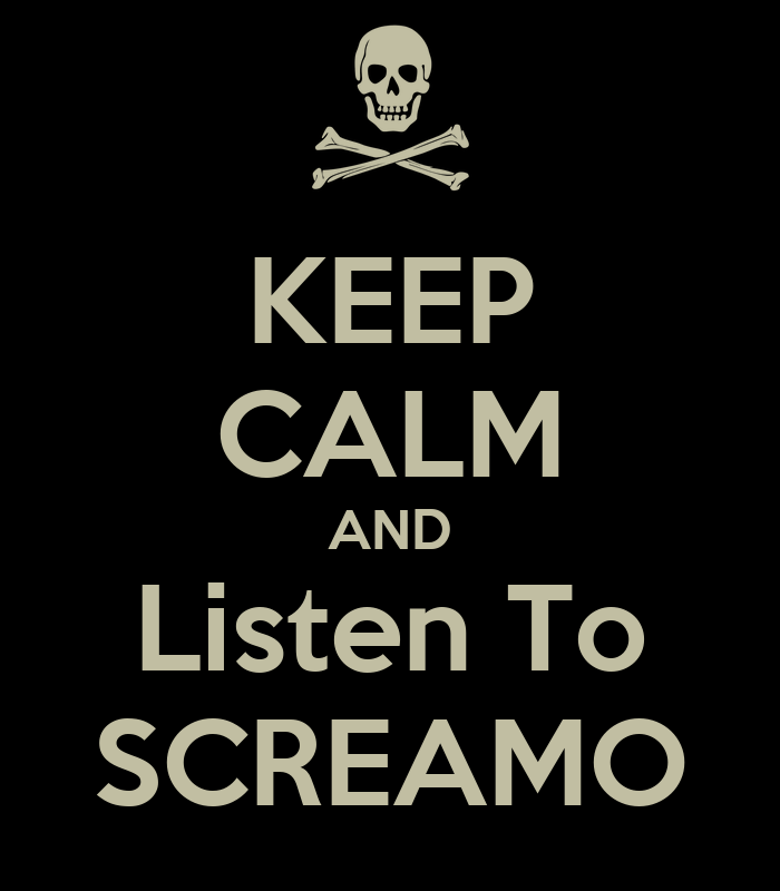 Emo Screamo Wallpaper Calm And Listen to Screamo