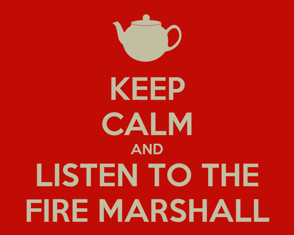 Fire Marshall Bill Quotes Quotesgram