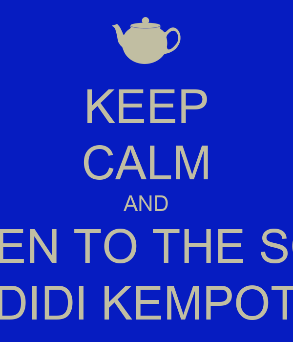 Didi Kempot Wallpaper to The Song Didi Kempot