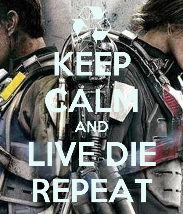 how to watch live die repeat