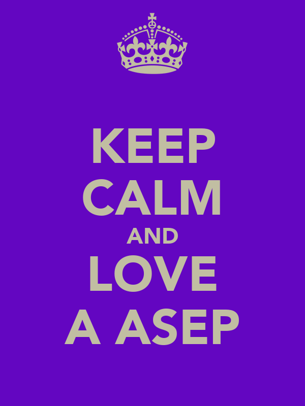 KEEP CALM AND LOVE A ASEP - KEEP CALM AND CARRY ON Image Generator