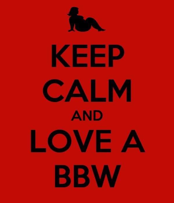 i love bbw