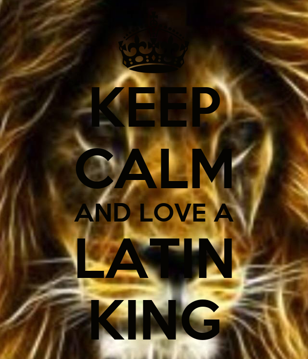 King Love By Latin Kings