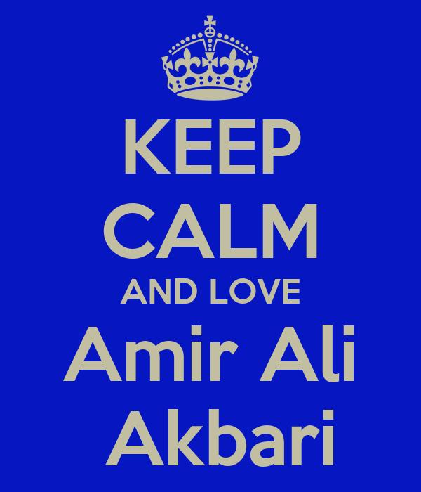 Amir Ali Facebook And Love Amir Ali Akbari
