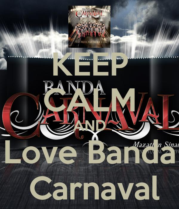 Banda Wallpaper Keep Calm And Love Banda