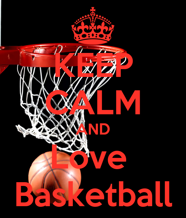 Quotes From Love And Basketball: KEEP CALM AND Love Basketball Poster