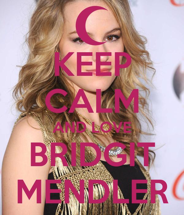 Bridgit Mendler Poster
