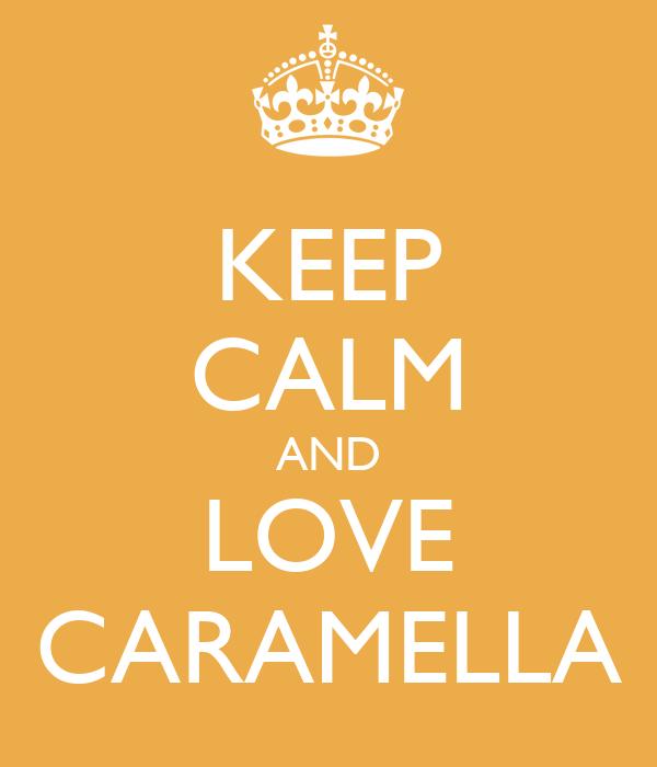 """Résultat de recherche d'images pour """"love caramella"""""""