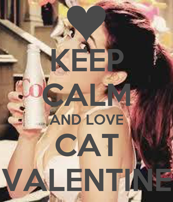 Keep Calm And Love Cats Poster Keep Calm And Love Cat