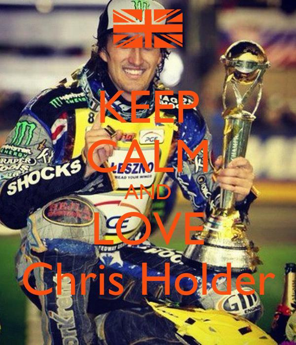 Chris Holder Wallpaper Calm And Love Chris Holder