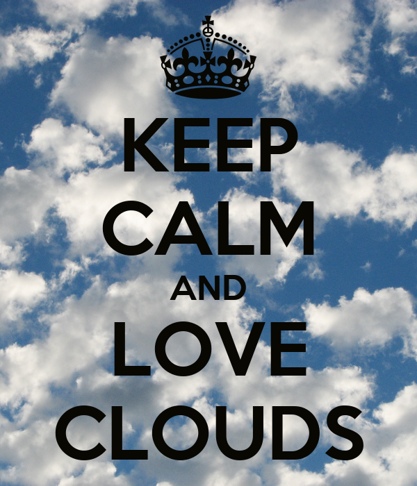 Image result for i love clouds