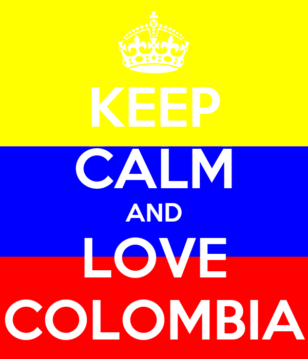 love colombian