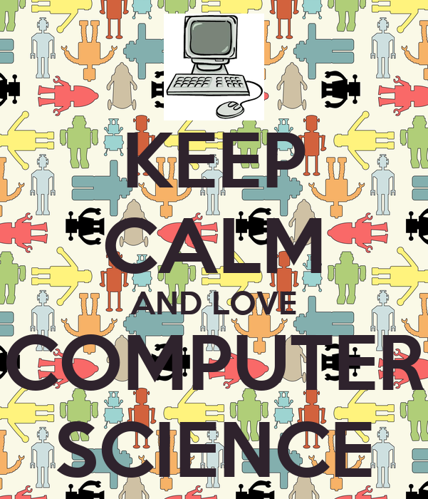 i Love Computer Science And Love Computer Science
