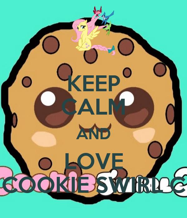 KEEP CALM AN... Keep Calm And Love Cookies